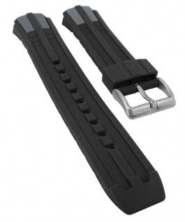 Calypso Watches | Uhrenarmband Kunststoff Band schwarz/grau für K5513/1