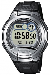 Casio Collection Herrenuhr Armbanduhr Alarm W-752-1AVEF