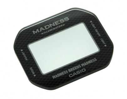 Casio G-Shock Mineral Ersatzglas schwarzer Rand DW-5000MD-1 DW-5000MD