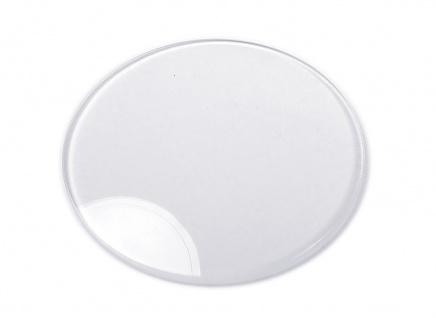 Minott HW   Ersatzglas rund hochgewölbt   Uhrenglas Kunststoff   32748