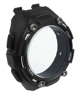 Calypso Gehäuse schwarz Kunststoff Bodenschrauben K5666 K5666/6