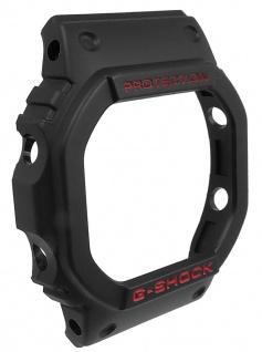 Casio G- Shock Lünette Resin schwarz Bezel GW-B5600HR-1 > GW-B5600HR > GW-B5600