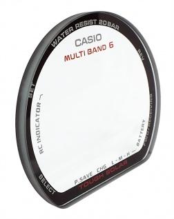 Casio G-Shock Mineral Ersatzglas Aufdruck GW-7900RD GW-7900-1