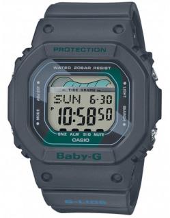 Casio Baby-G Armbanduhr Ebbe-Flut-Indikator Damen digital BLX-560VH-1ER