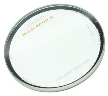 Casio G-Shock Ersatzglas Mineral rund Glas GW-800D-1VER GW-800D GW-800