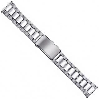 Minott Uhrenarmband Edelstahl Band 22mm 21201