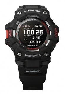 Casio G-Shock Herren Armbanduhr schwarz Training Planner Stoßfest GBD-100-1ER