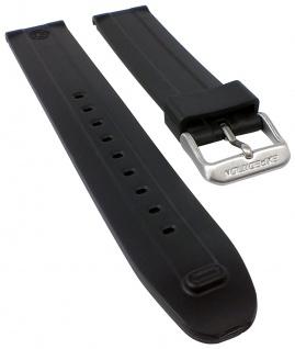 Timex Expedicion Ersatzband Uhrenarmband Resin-Band schwarz 20mm für Rugged T49771