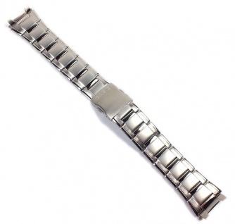 Casio Uhrenarmband Edelstahl Band für EFA-116D