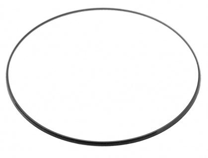 Junghans Ersatzdichtung Dichtung Glasdichtung in schwarz rund | 018/1030 018/1505 018/1613 018/1633