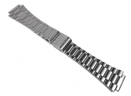 Casio Uhrenarmband Edelstahl Band für AL-190WD-1 AL-190WD AL-190