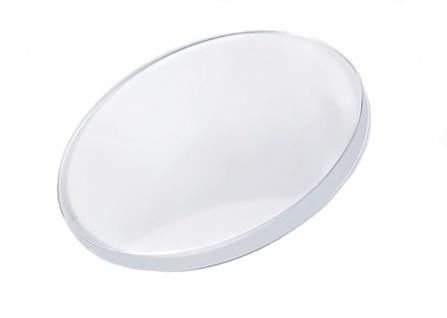 Casio Ersatzglas Uhrglas Mineralglas rund für Edifice EQW-M1000 EQW-T1010RB