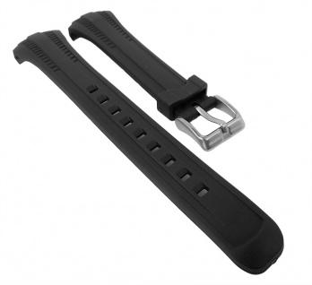 Calypso Uhrenarmband Kunststoff Band schwarz für alle Modelle K5685