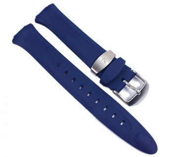 Calypso Damen Uhrenarmband Kunststoff Band dunkelblau K5162/4 K5162