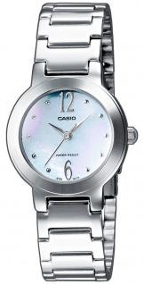 Casio Collection Damenuhr Analoguhr LTP-1282D-2AEF