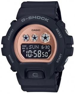 Casio G-Shock Digitale Damenuhr mit Weltzeit Funktion GMD-S6900MC-1ER