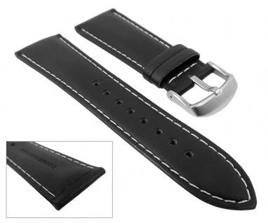 Uhrenarmband 25mm Casio Edifice schwarz EF-509L 10273089