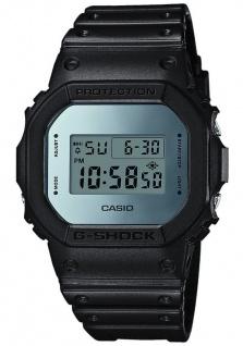 Casio G-Shock Digital Herrenuhr Resin IllumiOutdoorr schwarz DW-5600BBMA-1ER