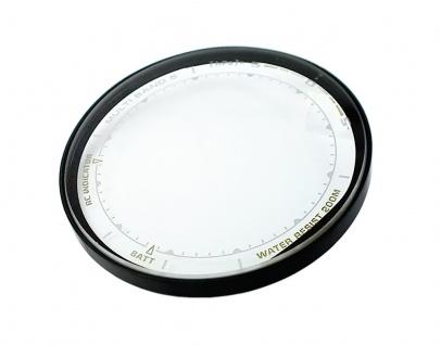 Casio Ersatzglas Uhrenglas Mineralglas Rund mit Dichtungsring für PAW-1500