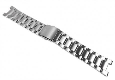 Casio Uhrenarmband Edelstahl Band für MTP-1318BD-1 MTP-1318BD