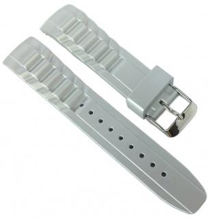 Calypso Ersatzband Band Kunststoff grau Dornschließe K5650/7 K5650