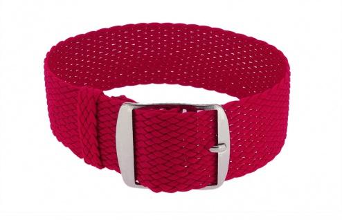 Minott Durchzugsband | Ersatzband rot geflochten | Perlonband 32998