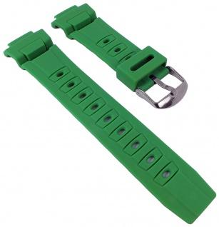 s.Oliver | Uhrenarmband Kunststoff Band grün für SO-2387-PQ