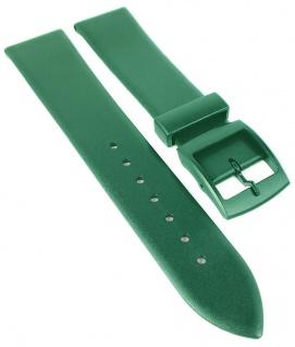 HIRSCH | Uhrenarmband > Kunststoffband > Kunststoff Dornschließe | grün | 36707