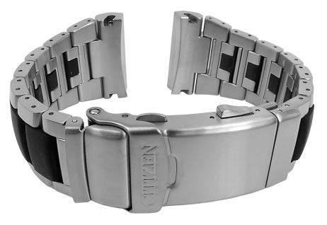 Citizen Promaster Aqualand Ersatzband bicolor JV0055-00E JV0051-51E JV0051-60E