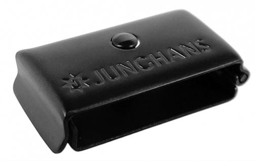 Junghans Schließe Klappschließe Inox schwarz Ersatzschließe 025/4152 029/4430 025/4302