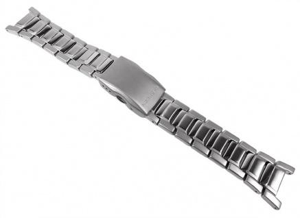 Casio Uhrenarmband Edelstahl Band für GW-800D-1 GW-800D