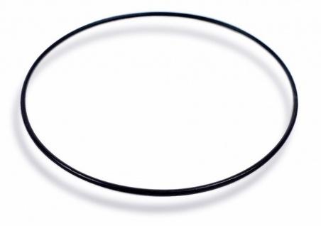 Hugo Boss Gehäusebodendichtung O-Ring schwarz Gummi HB.213.1.14.2602