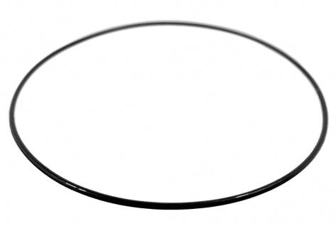 Junghans Ersatzdichtung | Dichtung in schwarz rund | 050/0000 050/2097 050/2099 051/2200 051/2202