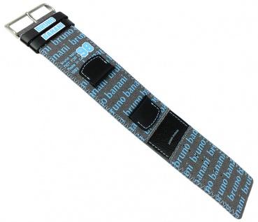 Bruno Banani Unterlageband Leder/Textil mehrfarbig mit Ziernaht BR25877 BR25879