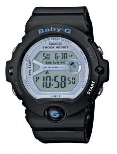 Casio Baby-G Armbanduhr mit 3 Multifunktionsalarme Damen digital BG-6903-1ER