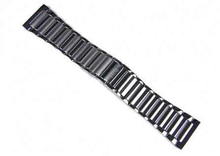 Hugo Boss Uhrenarmband aus Edelstahl - silberfarben 1512399