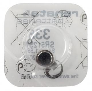 Renata 335 Batterie SR512SW Knopfzelle Swiss Made 1, 55 V Silberoxyd