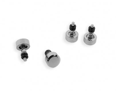 Casio Ersatzknöpfe 4x Knopf aus Edelstahl für DW-056 | DW-5600 | DW-5750 | GW-B5600