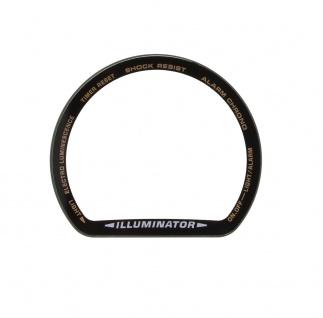 Casio Mineralglas rund mit Aufdruck G-Shock DW-6900