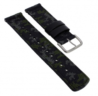 Casio Armband | Uhrenarmband Resin Wasserfest camouflage für Pro Trek PRG-650YBE