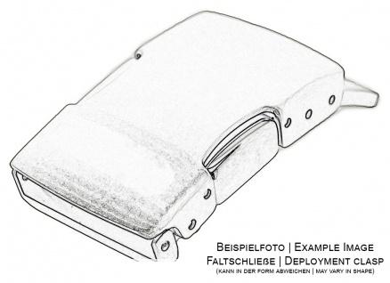 Adora 1 x Schließe Edelstahl silberfarben AB6234 AB6235 AB6236