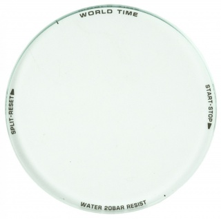 Casio Ersatzglas Uhrglas Mineralglas Rund für GD-100
