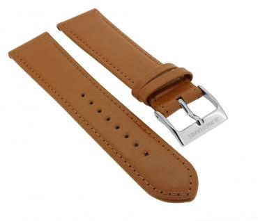 Junghans Meister Handaufzug Ersatzband | Uhrenarmband 20mm | Pferdeleder braun 32412 - Vorschau