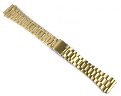 Casio Uhrenarmband Edelstahl Band 18mm für A178WGA