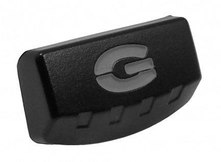 Casio G-Shock Ersatzteil Ersatzknopf-6H schwarz GW-7900 GW-7900B-1