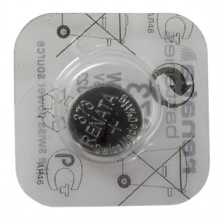 Renata 315 Silberoxyd Knopfzelle SR916SW Batterie Swiss Made 1, 55 V