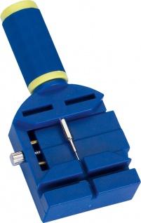 Minott Spezial-Uhrmacherzubehör Stiftausdrücker Ø 0, 8mm Kunststoff blau