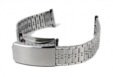 Stalux Uhrenarmband Edelstahl Band 18mm 20mm 23792S