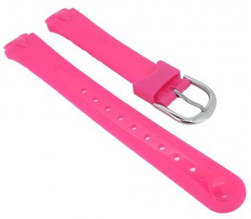 Calypso Ersatzband Kunststoff pink Dornschließe K5745 K5747 K5784 K5609