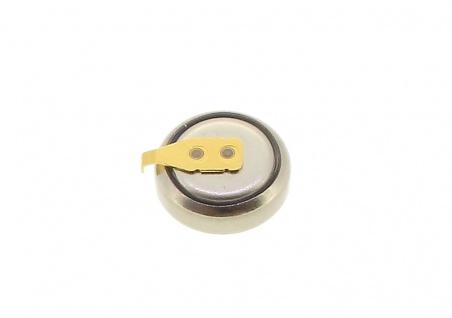 Panasonic Knopfzelle Akku / Batterie CTL621F Lithium Ionen (LiIon) mit Fähnchen 33132 - Vorschau 2